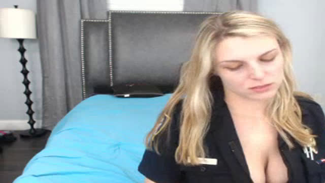 Recorded show from live amateur home cam clip on